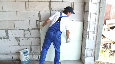 isolation mur parpaing interieur isolation mur interieur en parpaing annonce artisan 224 r 233 union entreprise covmot