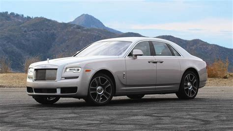 Rolls Royce Ghost Photo by 2018 Rolls Royce Ghost Review Living Like The One Percent