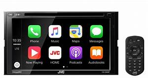 Jvc 6 8 Inch Kw-v830bt Touch Screen Review