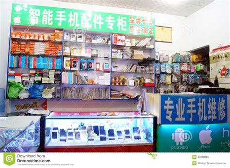 phone shop shenzhen china mobile phone shop editorial photography