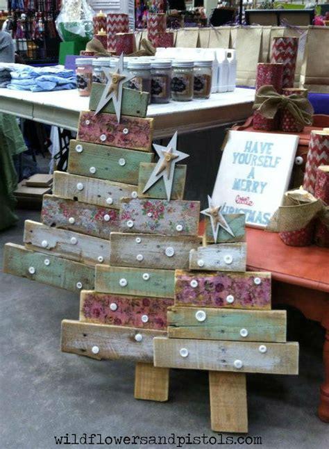 pallet wood christmas trees hometalk