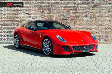 The gto moniker is not something ferrari takes lightly. Ferrari 599 GTO for sale - Vehicle Sales - DK Engineering