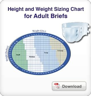 prevail sizing guide totalhomecaresupplies