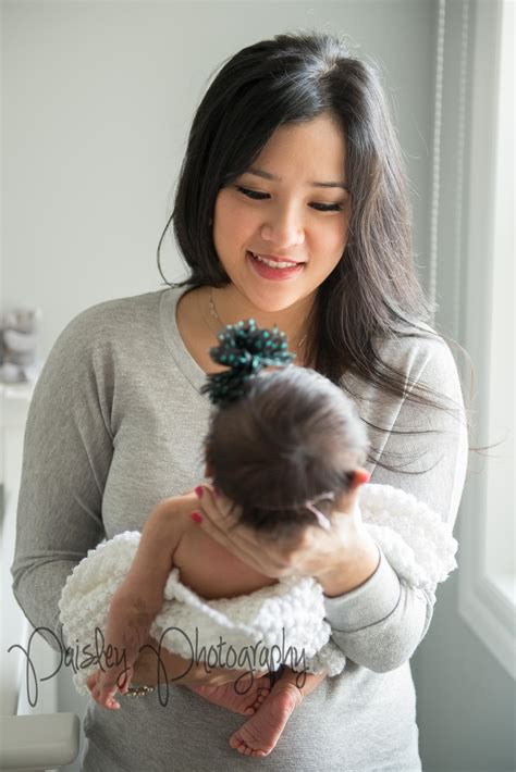 Pics For Newborn Baby Girl Photography With Mommy