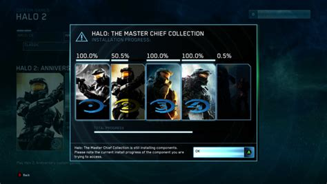halo the master chief collection day one patch live now pre load glitch wipes 60gb data