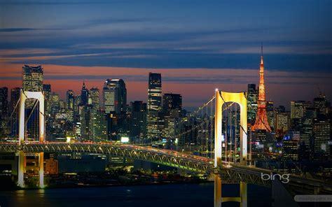 Tokyo Bridge Japan Wallpapers