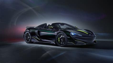 McLaren MSO 600Lt Spider Segestria Borealis 2020 5K ...