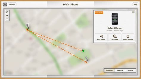 find lost iphone new lost mode in find my iphone icloud security