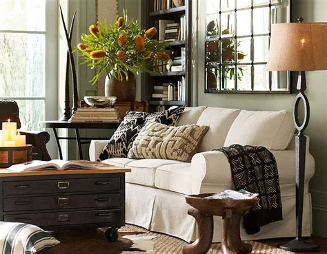 Living Room Wall Decor Pottery Barn by 28 And Cozy Interior Designs By Pottery Barn