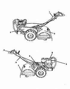 Decals Diagram  U0026 Parts List For Model 917299882 Craftsman