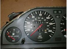 Buy BMW E30 325i Instrument Cluster Speedometer 8892 ONLY