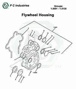 Flywheel Housing