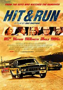Hit And Run Posters