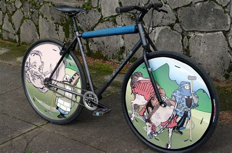 How To Cover Bicycle Wheel