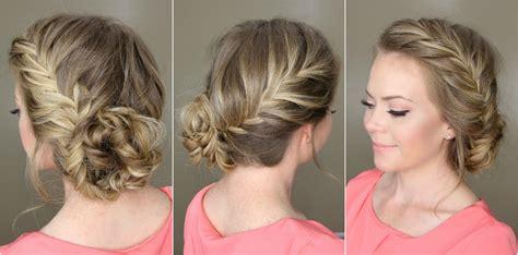 Bun Hairstyles Videos For Short To Long Hair (hair Updos