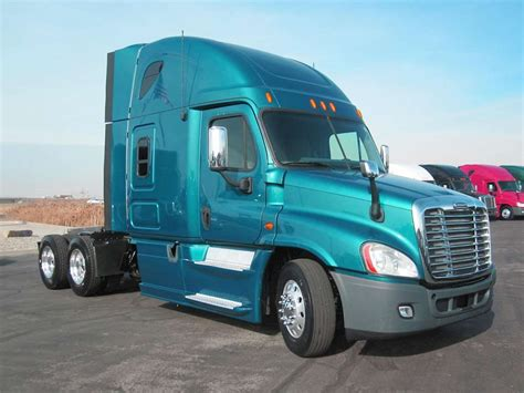 freightliner trucks for sale 2013 freightliner cascadia 125 sleeper truck for sale