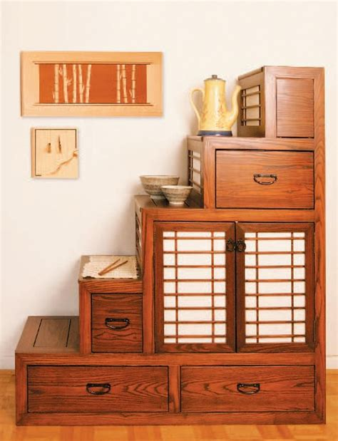 step tansu   furniture furniture plans japanese