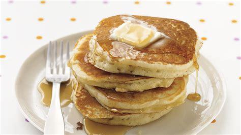 easy basic pancakes recipe video martha stewart