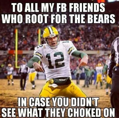 Bears Cowboys Meme - 17 best images about packers bears memes on pinterest football memes sports memes and jay cutler