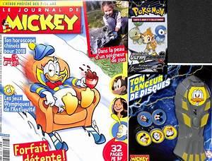 Le Journal De Mickey Abonnement : le journal de mickey n 3426 abonnement le journal de mickey abonnement magazine par ~ Maxctalentgroup.com Avis de Voitures
