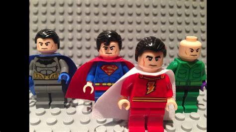 Lego Superman And Shazam 2