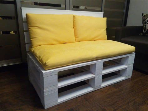 pallet sectional sofa pallet sofa for 2 person seating 101 pallets