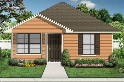 simple house plans simple house alluring tiny simple house concept front 837