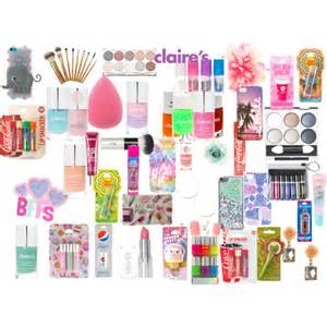 claires clip on earrings my fave claires stuff polyvore