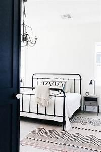 Kopfteile Für Betten : schwarz eisen bett metall bett aus schmiedeeisen doppelbett metall bett rahmen zum verkauf ~ Orissabook.com Haus und Dekorationen