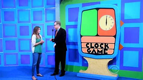 The Price Is Right  Clock Game  6212013 Youtube