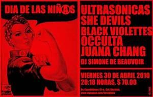 Dia De Las Nias En El Foro Alicia Con Las Ultrasonicas ...