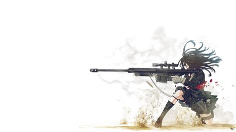 Anime Gun Wallpaper - anime with gun hd wallpaper 1920x1080
