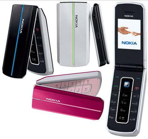 nokia  clamshell phone announced techgadgets