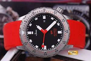 Sold  Sinn U1 Tegimented Steel Diving Watch Automatic  New   U2013 Goldman Luxury
