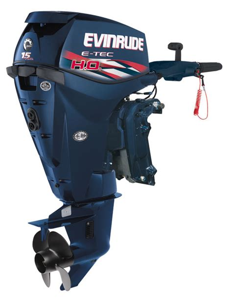 Different Boat Motor Brands by The Outboard Expert New Evinrude E Tec 15 Ho Boats