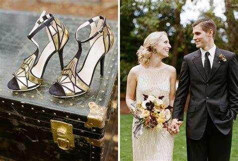 Art Deco Wedding Inspiration — San Francisco Wedding