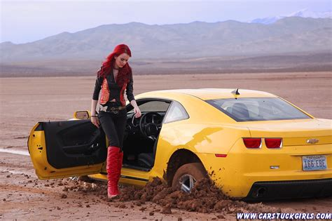 Possibly The Weirdest Car Website Ever Features Girls