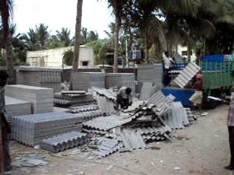 asbestos cement sheet cutting pondicherryindia april