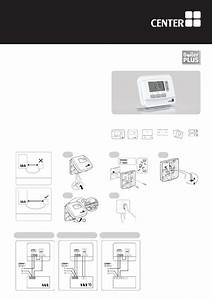 Center 340017 Thermostat Installation Manual Pdf View  Download