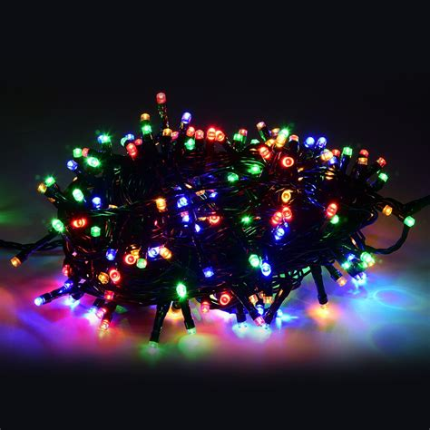 colorful christmas outdoor lighting led light bulk led