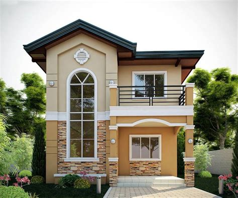 Beautiful Small Storey House Designs by Philippines Bungalow Home Design Home Design