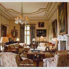 What An Elegant,beautiful English Living Room !  Living