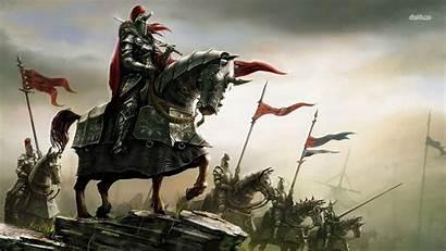 Cavalry Knight Fantasy Medieval Wallpapersafari Medievalfantasy
