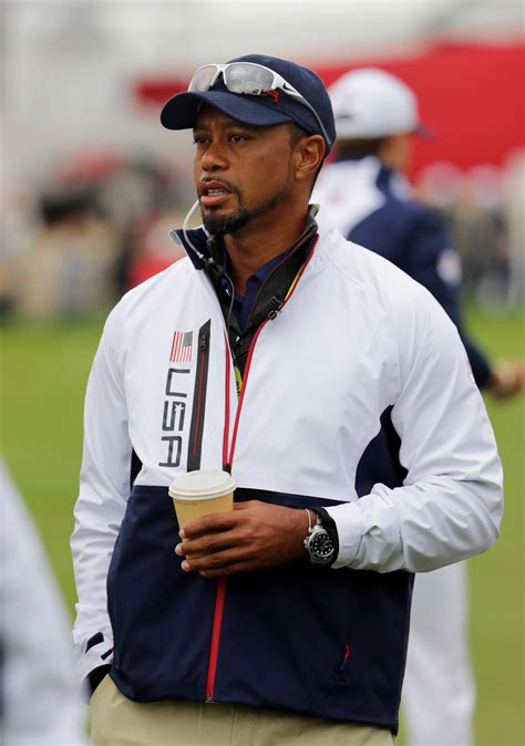 Tiger Woods Golf Players