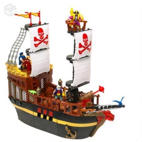 Barco Pirata Brinquedo by Navio Pirata Brinquedo Playmobil Da Trol Ofertas