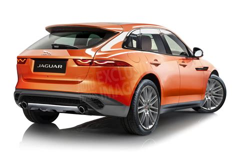 New! Jaguar Fpace Suv Launched In India Price At Rs 68