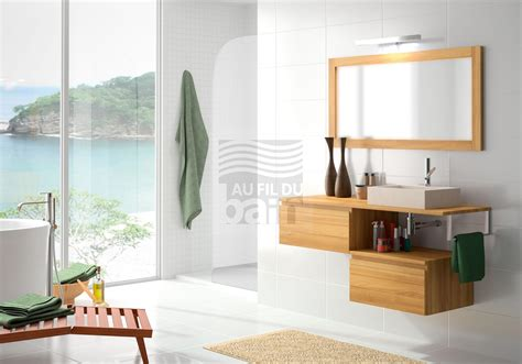 meuble salle de bain avec meuble cuisine meuble salle de bain 1 vasque bois noel 2017