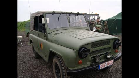 ddr nva uaz  uaz  gelaendewagen jeep oldtimer classic