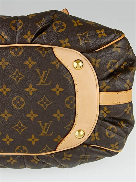 louis vuitton monogram canvas etoile bowling bag yoogis