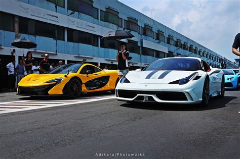First Mclaren P1 In Indonesia!